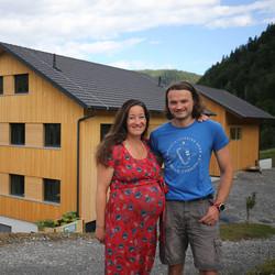 Daniela und Maximilian Dietrich - Panoramahof Bergglück