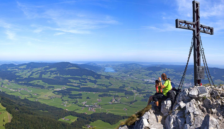 Fuschlsee im SalzburgerLand