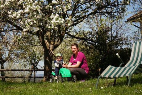 Frühlingsmomente am Meisterbauerhof