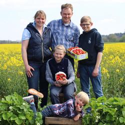 Familie Brodersen - Hof Schmörholm