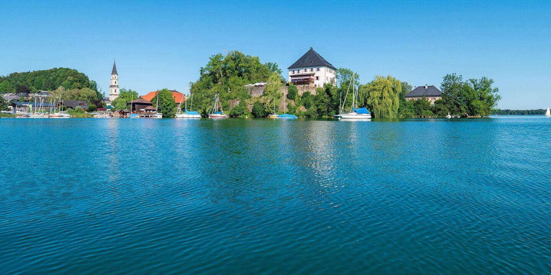 Mattsee im Salzburger Seenland