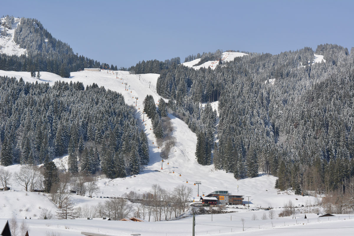 © Tourismus Hörnerdörfer GmbH - Bolsterlang im Winter