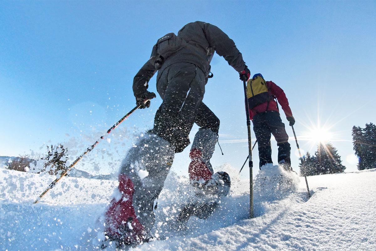 © Kur- und Tourismusbüro Oy-Mittelberg - Schneeschuh Wandern