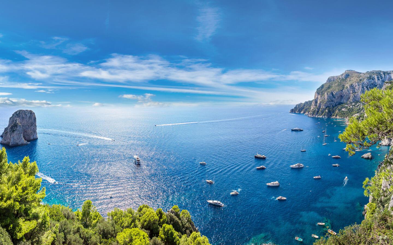 <p>Insel Capri</p>