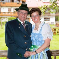 Josef und Agnes Wohlmuth - Streidlhof