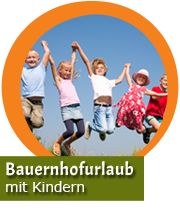 Bauernhofurlaub mit Kindern