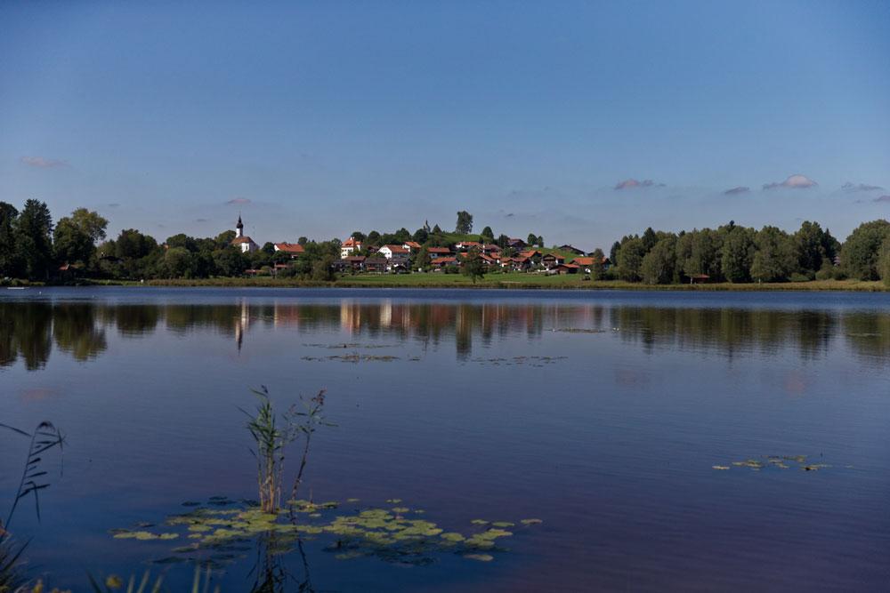 Soier See und Bad Bayersoien - © Anton Brey