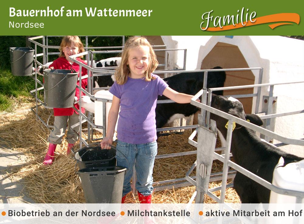 Bauernhof am Wattenmeer - Jubiläumstipp