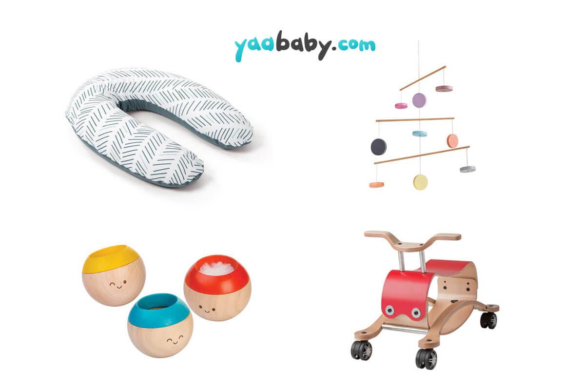 Produkte von yaaBaby.com