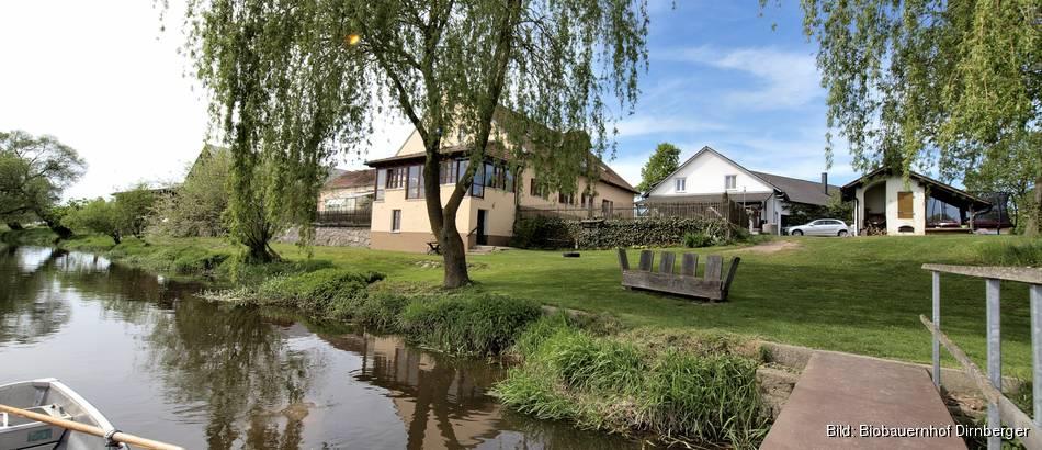 Beliebtester Ferienhof des Jahres 2017 - Biobauernhof Dirnberger