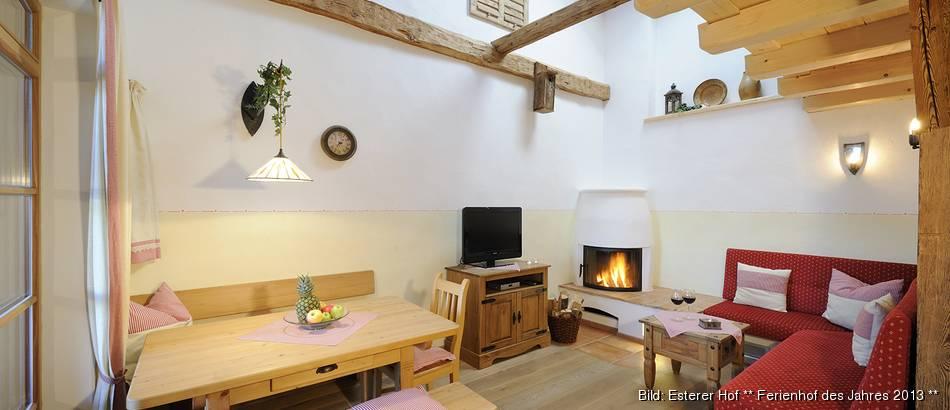 Beliebtester Ferienhof des Jahres 2017 - Esterer Hof
