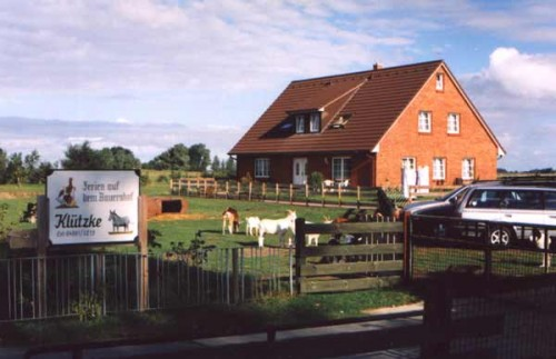 ... Bauernhof im Tümlauer Koog - Urlaub auf dem Bauernhof Tümlauer Koog