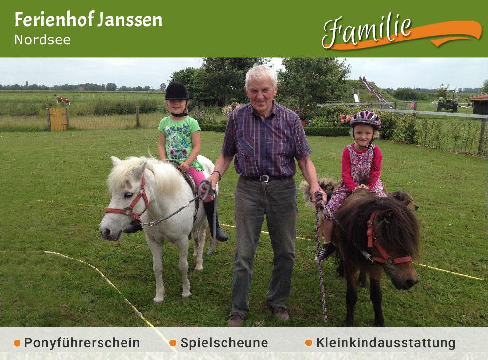 Ferienhof Janssen - Jubiläumstipp