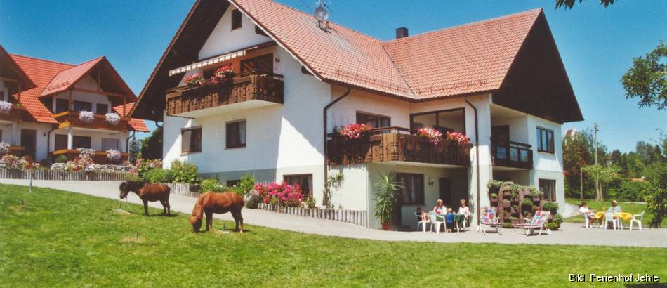 Beliebtester Ferienhof des Jahres 2017 - Ferienhof Jehle