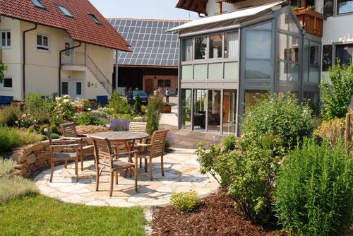 Urlaubshochgenuss für Familien auf dem Ferienhof Haus Sonnenschein am Bodensee