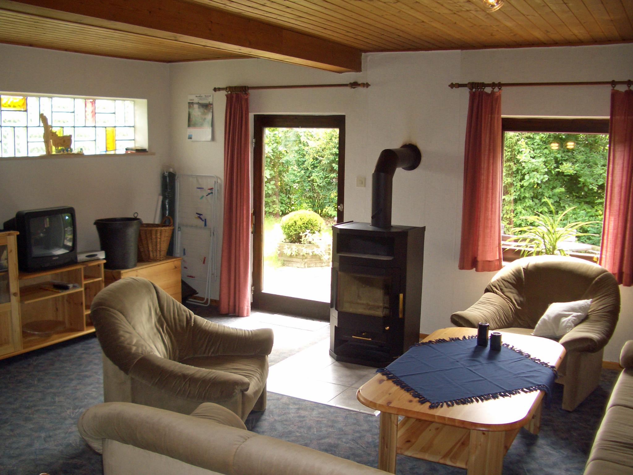 Drei sterne urlaub auf dem cohrshof im herzen der l neburger heide - Ofen fur wohnzimmer ...