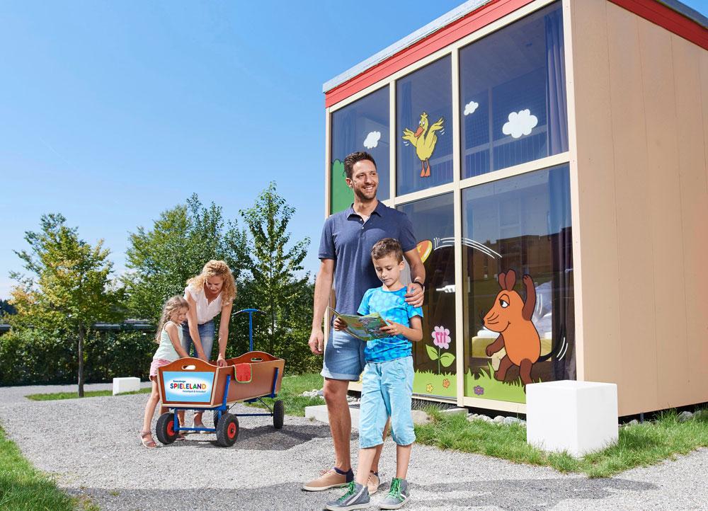 Ferienhaus-Maus - © Ravensburger Freizeit und Promotion GmbH