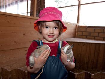 Ferienhof Brandt – Bauernhofurlaub an der Nordsee genießen!