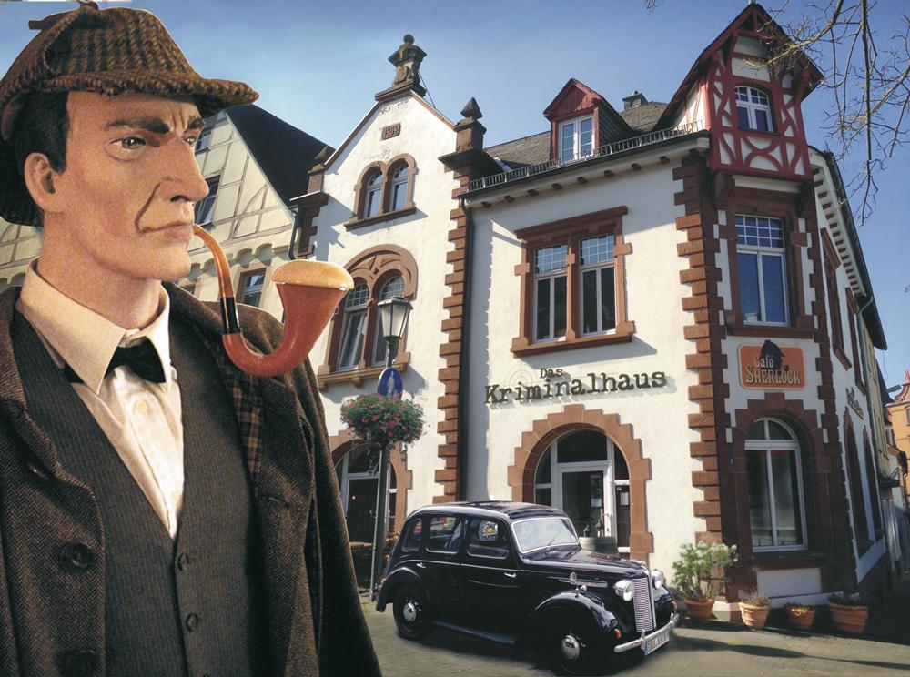 Kriminalhaus Hillesheim& Sherlock Holmes