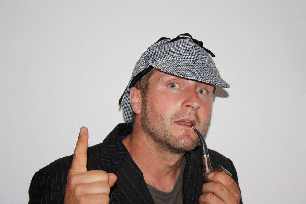 Markus Feinen versteht etwas von Krimis
