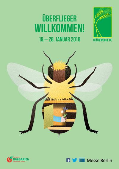 Internationale Grüne Woche 2018 in Berlin
