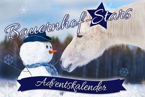 Bauernhof-Stars Adventskalender auf Facebook