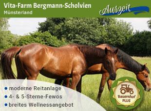 Vita-Farm Bergmann-Scholvien - Jubiläumstipp