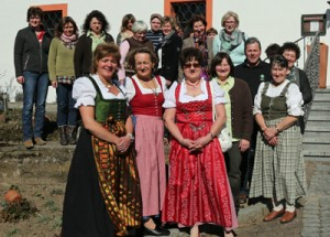 """Interview mit Anneliese Stadler von der Interessengemeinschaft """"Baby- und Kinderbauernhöfe"""""""