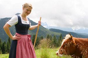 Persönlicher Tipp vom Estermannhof: eine wunderschöne Hochrieswanderung kombiniert mit aufregenden Alm-Erlebnissen!