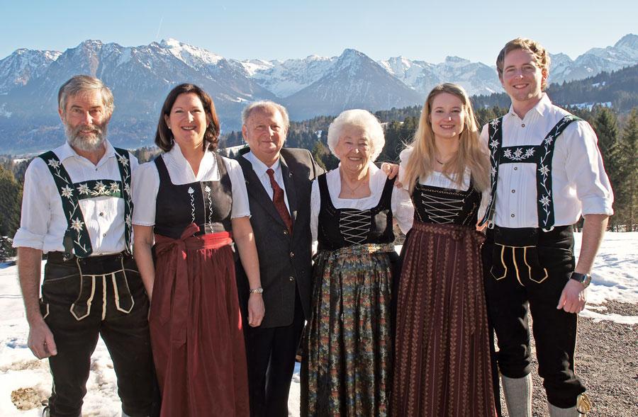 Die Familie Dornach