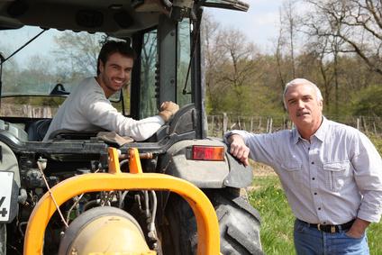 Einmal Bauer sein