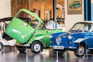 Persönlicher Tipp der Familie Kirschner vom Berndlhof: das Museum für Deutsche Automobilgeschichte EFA in Amerang