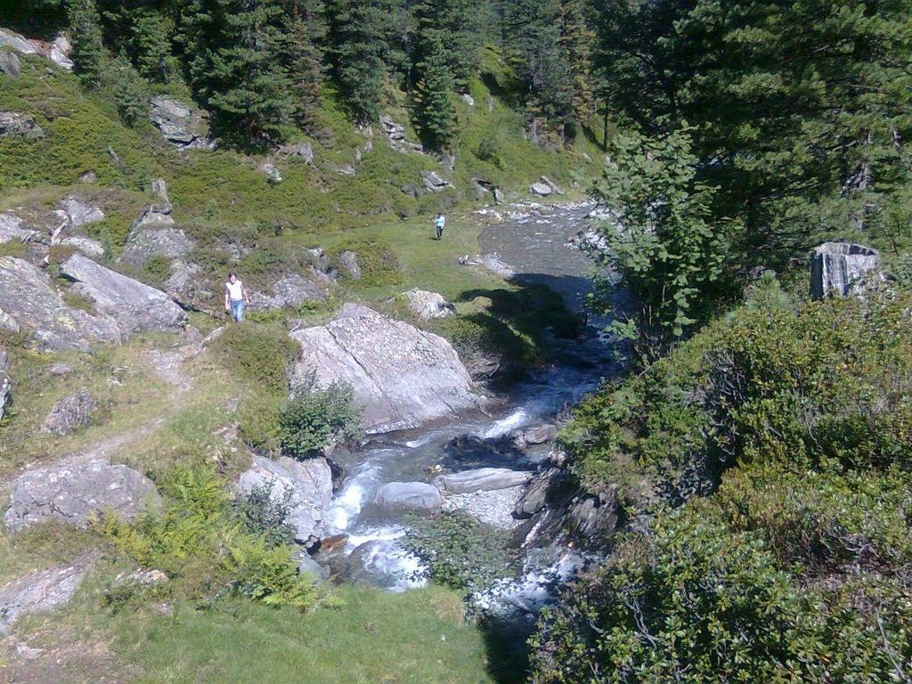 Chalet Ursteinhütte - Das Nachbartal kann man zu Fuß erreichen