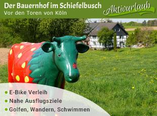 Der Bauernhof im Schiefelbusch - Jubiläumstipp