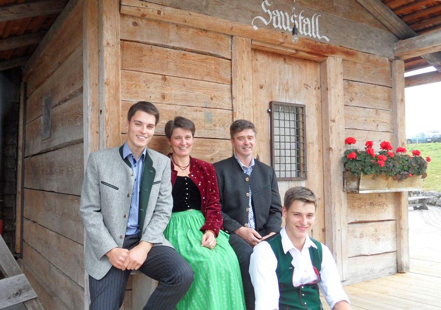 Familie Estermann