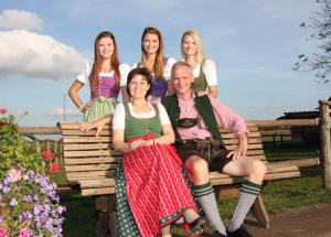 Kinderfreundliches Chiemgau-Bauernhoferlebnis auf dem *****Esterer Hof