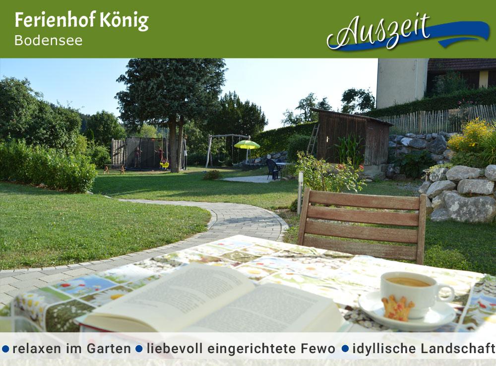 Ferienhof König - Jubiläumstipp