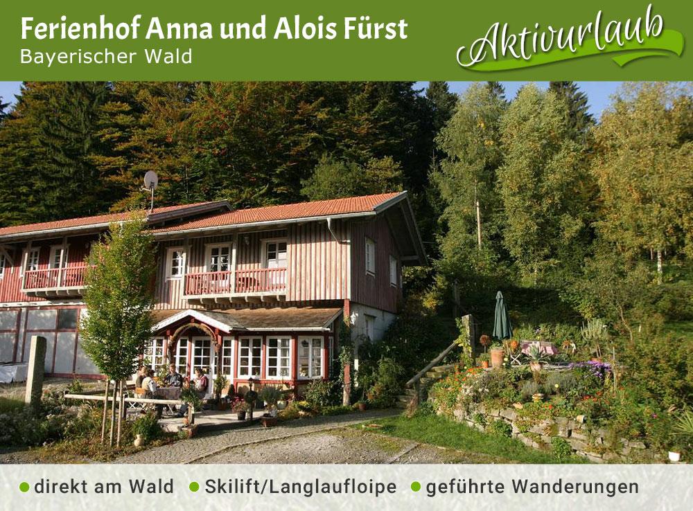 Ferienhof Anna und Alois Fürst - Jubiläumstipp