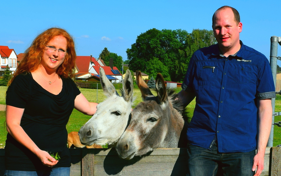 Ferienhof Birnbaum - Bauernhofurlaub im romantischen Franken