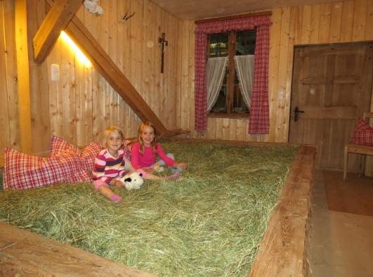 Übernachtungs-Abenteuer für die ganze Familie