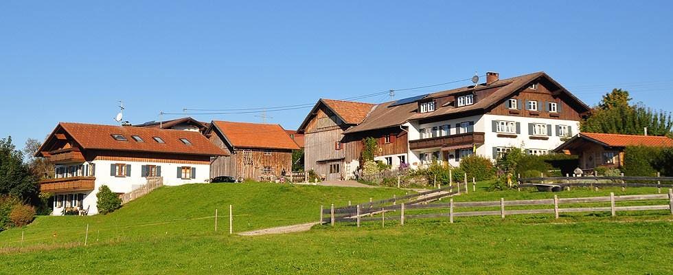 Ab in den Wanderurlaub – Hof Alpenseeblick bei Nesselwang