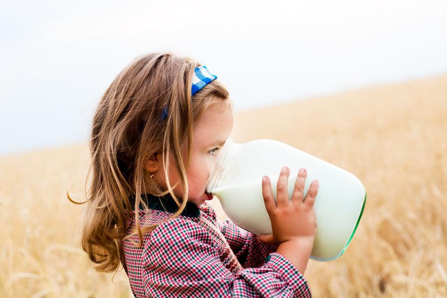 Milchtankstellen werden immer beliebter