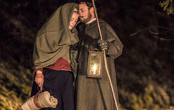 Maria und Josef - © ernst-wukits.de