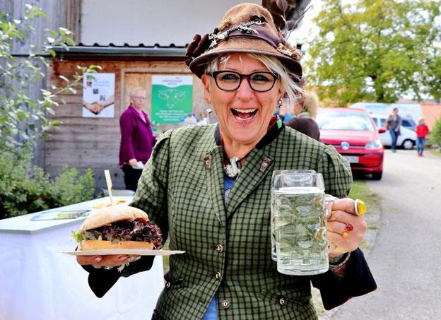 Spass und Delikatessen am Bio Berghof Kinker