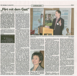 """Bericht zum Informationstag für """"Urlaub auf dem Bauernhof"""""""