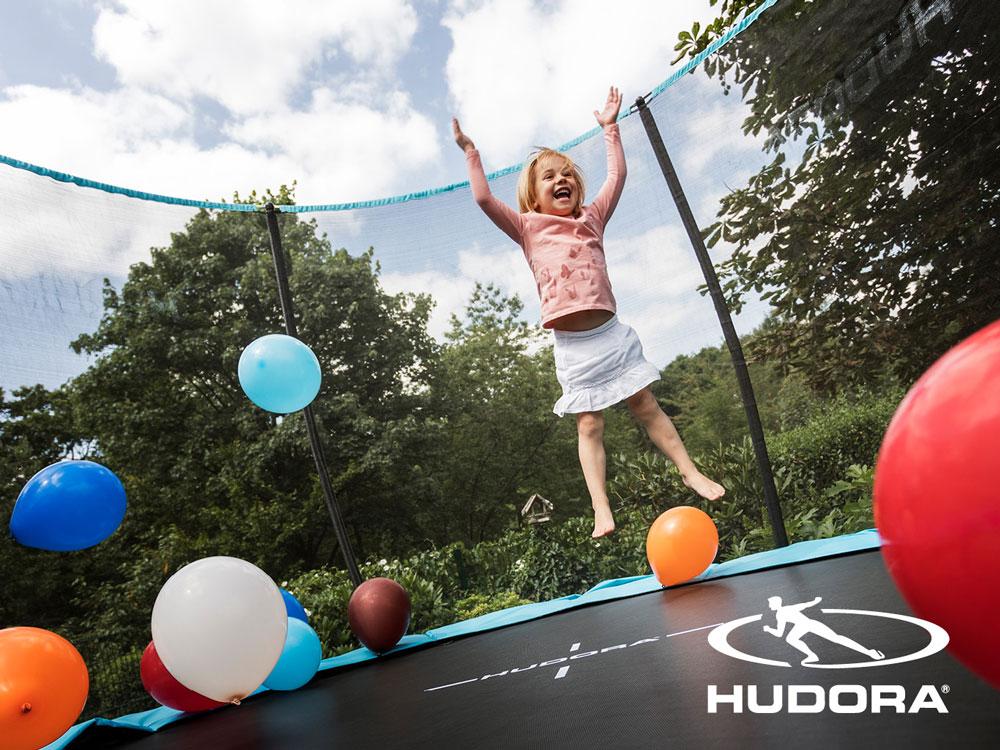 Hudora - der Hersteller von Sport-, Freizeit- und Fitnessprodukten